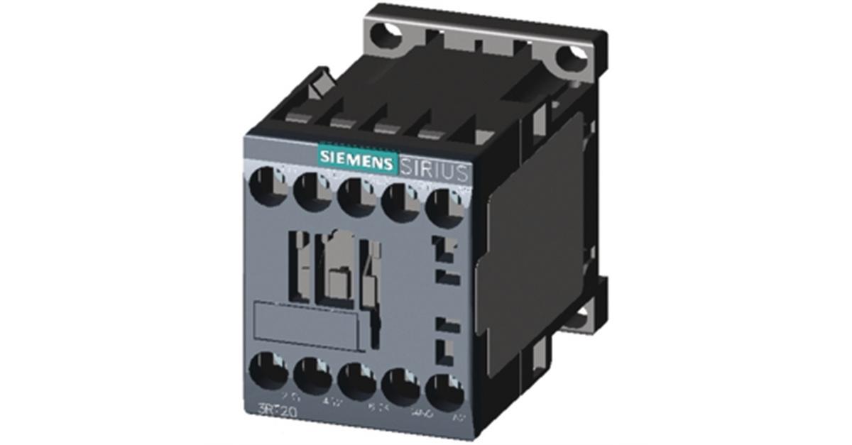 Siemens Contattore Tripolare Ie 9a Ac 3 4kw 400v